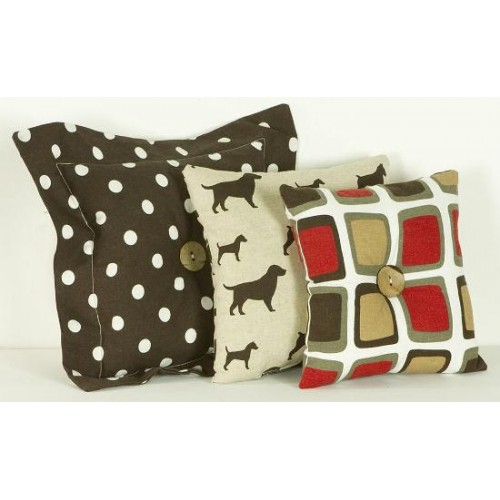 Houndstooth Pillow Pack ( 3 Piece)