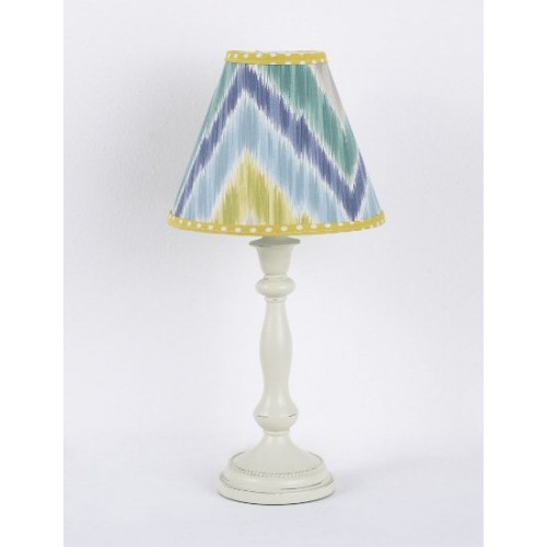 Zebra Romp Std. Lamp & Shade