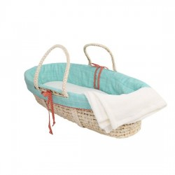 Scribbles Moses Basket