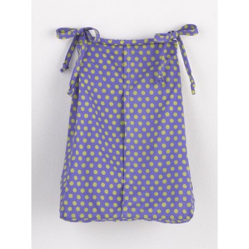 Periwinkle Diaper Stacker