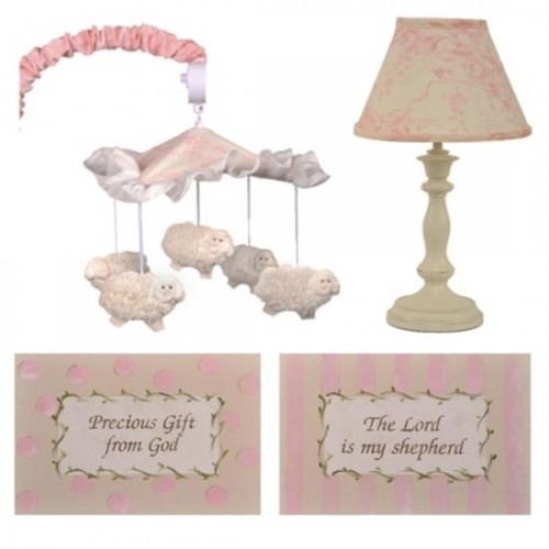Heaven Sent Girl Décor Kit