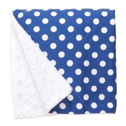 Blue Dot Blanket