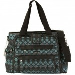 Nola Tote Diaper Bag - Featherweight Quilted Nylon