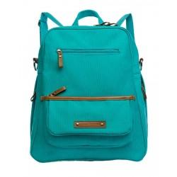 M.o.t.g Convertible Backpack- Coastal Teal