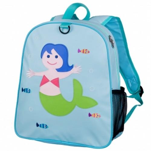 Olive Kids Mermaids Embroidered Backpacks
